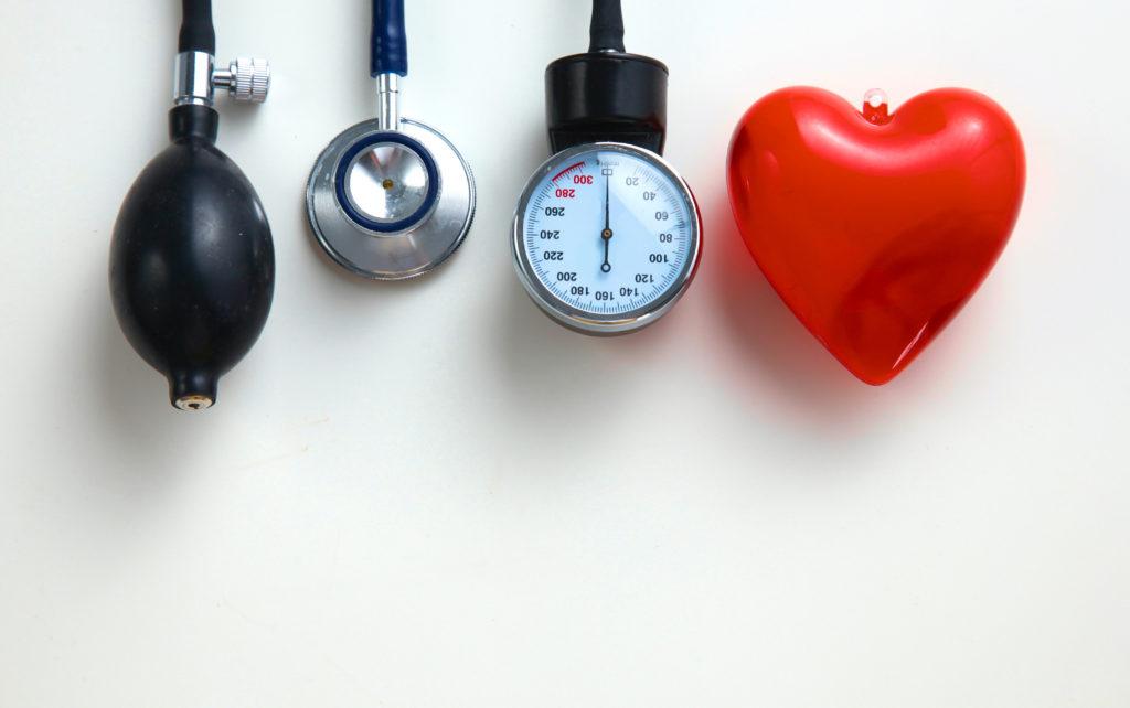 CBD para la presión arterial alta