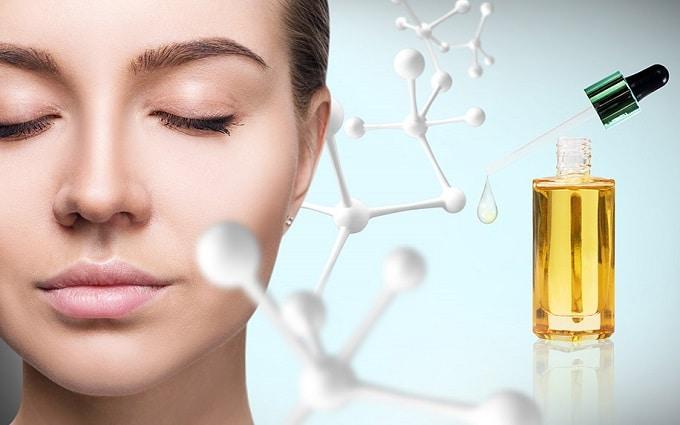 Usar aceite de CBD para el acné