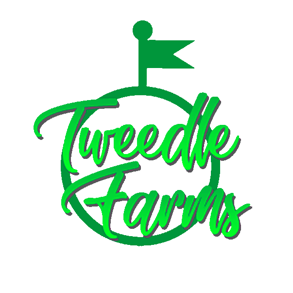 Logotipo de Tweedle Farms